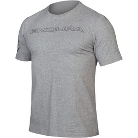 Endura One Clan Carbon T-shirt Herrer, grey